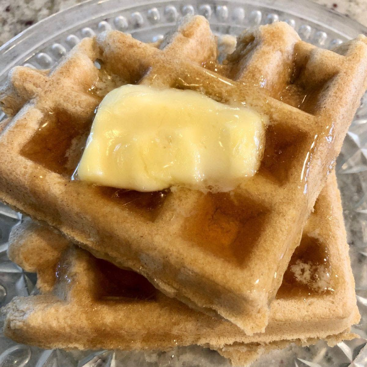 Our Go-to Waffle Recipe